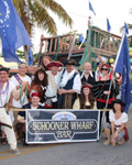 Conch Republic Independence Celebration at the Schooner Wharf Parade Party & Awards Ceremony 2017 photo
