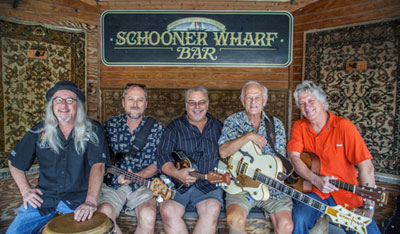Live Music at the Schooner Wharf Art Affair