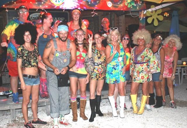 Body paint festival key west part 1 - 1 1