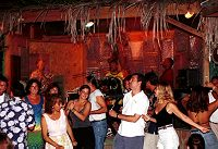 Dance all night! Key West outdoor entertainment